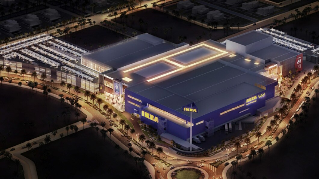 "IKEA's 2nd Dubai store ""welcomed"" by competitors"